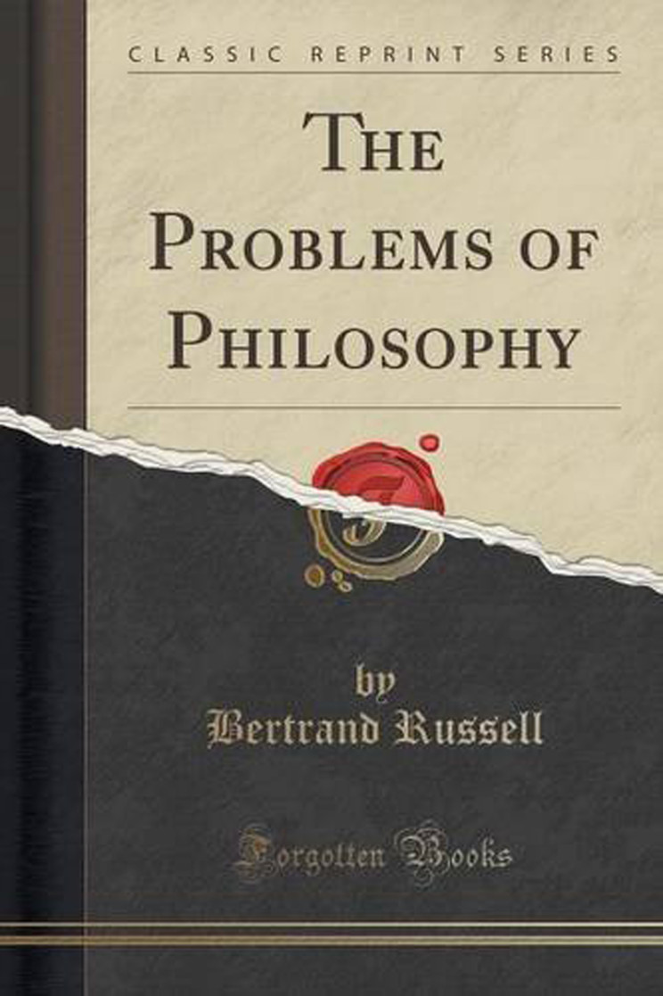 the problems of philosophy cover