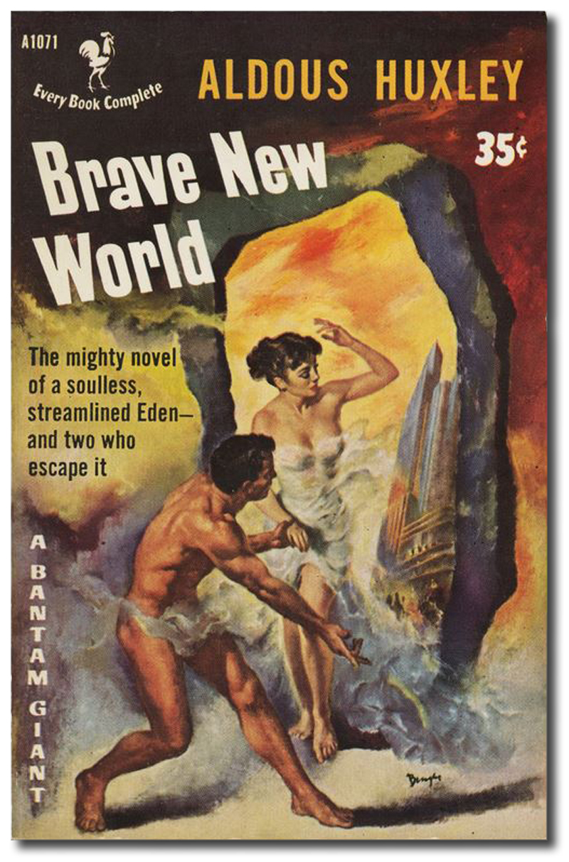 a comparison of societies in 1984 by george orwell and brave new world by aldous huxley I want to compare the dystopias illustrated by george orwell in 1984 and aldous huxley in brave new world - comparison of 1984 to huxley's novel sets out a world in which society is kept carefully balanced, with the means of reproduction just as closely controlled as the means of production.